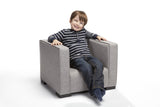 Opie kids chair with boy - Huckleberry Kids Rooms