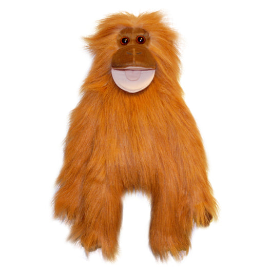 Orangutan Puppet - Huckleberry Kids Rooms
