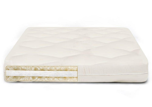 COTTON AND WOOL MATTRESS