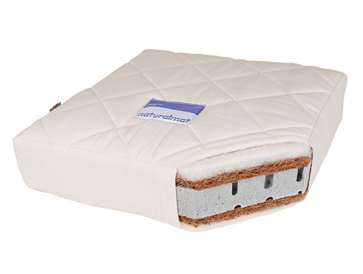 Organic-Latex-kids-mattress-with-organic-coconut-wool-and-cotton-made-by-NaturalMat-sold-by-Huckleberry-Kids-Rooms