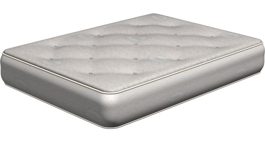 MATTRESS - ORGANIC COTTON EUROTOP - FIRM LATEX