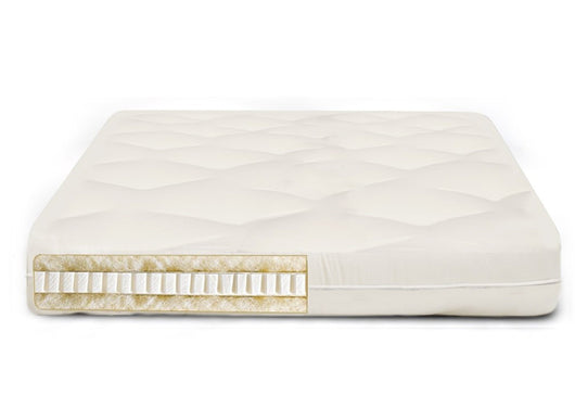 Organic-Latex-and-Wool-kids-mattress-with-Organic-Cotton-Cover-in-Ivory