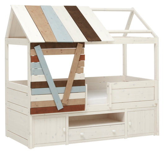 Treehouse-Cabin-Bed-with-Storage-Cabinet-made-of-non-toxic-solid-wood-by-Lifetime-Kidsrooms-sold-by-Huckleberry-Kids-Rooms