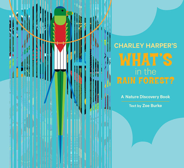 Charley Harper - What's in the Rainforest