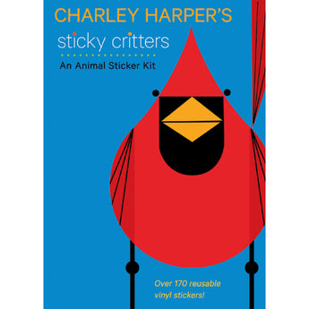 Charley Harper - Sticky Critters