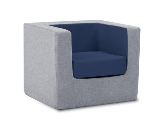Cubino-kids-chair-in-grey-and-navy-blue-Huckleberry-kids-rooms