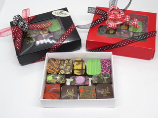 COFFRET DE 12 CHOCOLATS