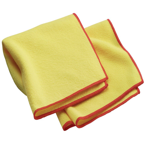 E-Cloth Microfiber Dusting Cloths 2pk - Brilliant Vacuum