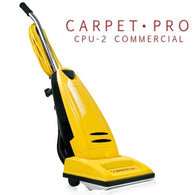 Carpet Pro CPU2 Commercial Upright Vacuum - Brilliant Vacuum
