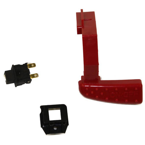 Bissell Switch,:( Red Pedal/Black Spring Gasket 3/Piece Item # 203-5554