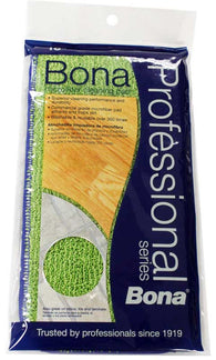 "Bona Pro Series Microfiber Cleaning Pad 18"" - Brilliant Vacuum"