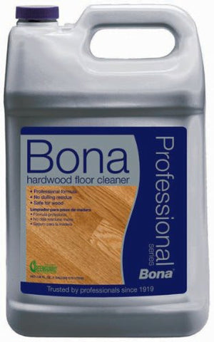 Bona Pro Cleaner Hardwood 1 Gallon - Brilliant Vacuum