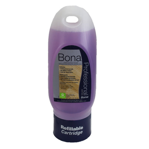 Bona Pro Cartridge Hardwood Refill 33oz - Brilliant Vacuum