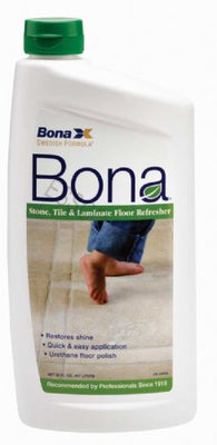 Bona Polish High Gloss Stone Tile Laminate Floor 32 oz Item # WT760051161