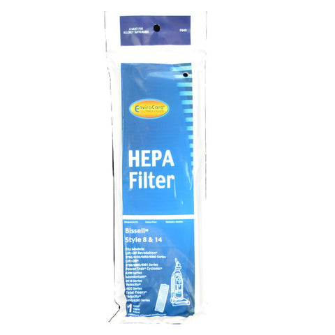 Bissell Filter Exhaust Hepa 8 & 14 Liftoff 3750 4104 - Brilliant Vacuum