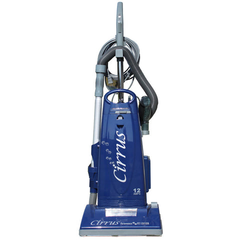 Cirrus CR99 Pet Edition Upright Vacuum - Brilliant Vacuum