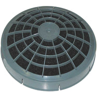 "5.7"" Dome Filter With Foam - Brilliant Vacuum"