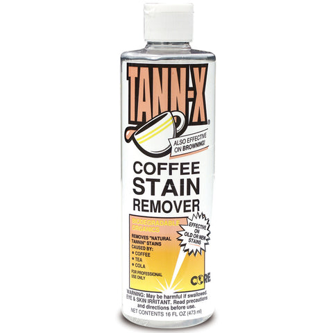Unbeleivable Tann X Coffee Tea Cola Remover 16oz - Brilliant Vacuum