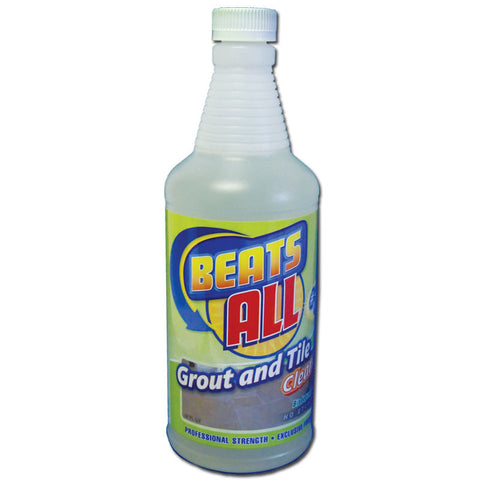 Beats All Tile & Grout Cleaner 32oz - Brilliant Vacuum