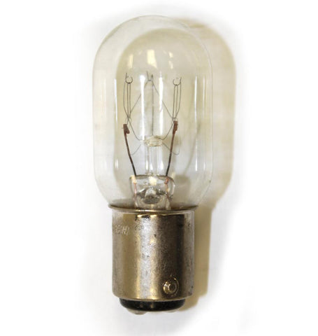 Light Bulb 2 Pole 25 Watt - Brilliant Vacuum