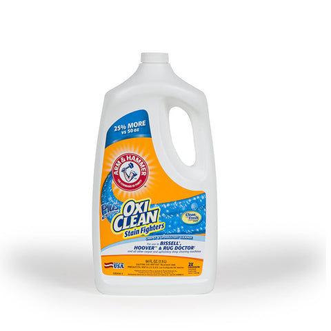 Eureka Cleaner A&H Oxiclean Extractor Chemical Gallon Item # 69944A