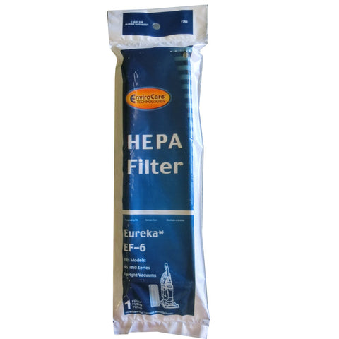 Eureka Filter EF6 Hepa With Charcoal - Brilliant Vacuum
