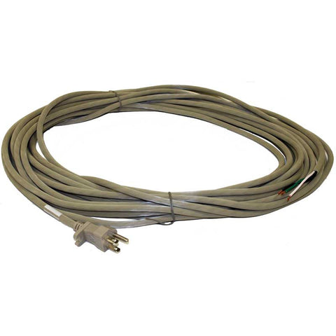 Fitall Cord 50' 18/3 Heavy Duty Commercial Beige - Brilliant Vacuum