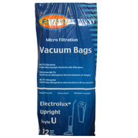 Electrolux Paper Bag Upright Type U Discovery Micron 12pk - Brilliant Vacuum