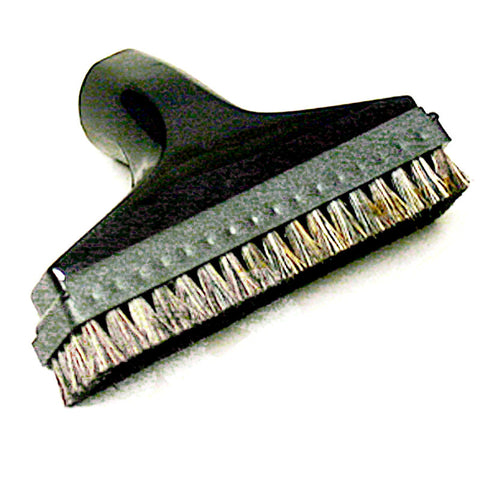 Fitall Upholstery Tool With Slide On Brush Horse Hair Bristles Black - Brilliant Vacuum