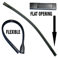 "Fitall Crevice Tool 36"" Refrigerator Style Opening Flexible - Brilliant Vacuum"