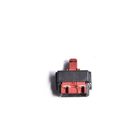 Hoover Switch Red Square Push Button UH72600 UH70930 Item # 440004095
