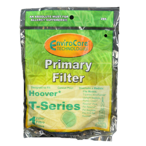 Hoover Filter Primary T Series - Brilliant Vacuum