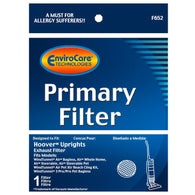 Hoover Filter Primary Washable UH70400 UH70900 UH72400 - Brilliant Vacuum