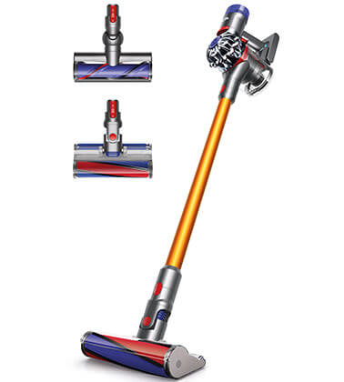 Dyson V8 Absolute Rechargeable 214730-01 - Brilliant Vacuum