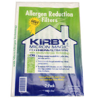 Kirby Cloth Bag Allergen Universal Collar 2Pk - Brilliant Vacuum