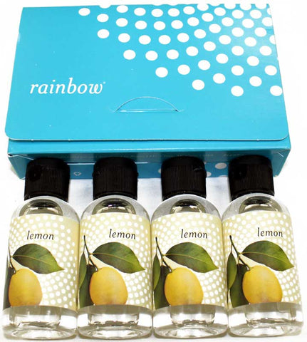 Rainbow Fragrance Lemon 4-pack Item # R14937