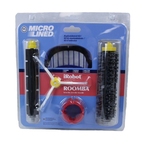 Roomba Replacement Kit iRobot Roomba 600 Series Replenishment Item # 413903