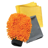 E-Cloth Microfiber Car Cleaning Kit