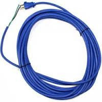 Fitall Cord 40' 18/3 Heavy Duty Commercial Blue - Brilliant Vacuum