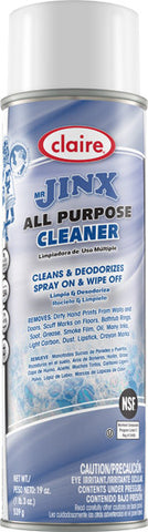 Claire Mr. Jinx All Purpose Cleaner 20oz Item # 031 - Brilliant Vacuum