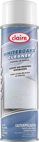 Claire Whiteboard Cleaner 20oz Item # 074 Case of 12 - Brilliant Vacuum