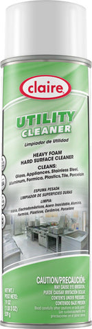 Claire Gleme Utility Cleaner 20oz Item # 862 Case of 12 - Brilliant Vacuum