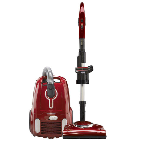 Fuller Brush Home Maid Canister Vacuum With Power Nozzle - Brilliant Vacuum