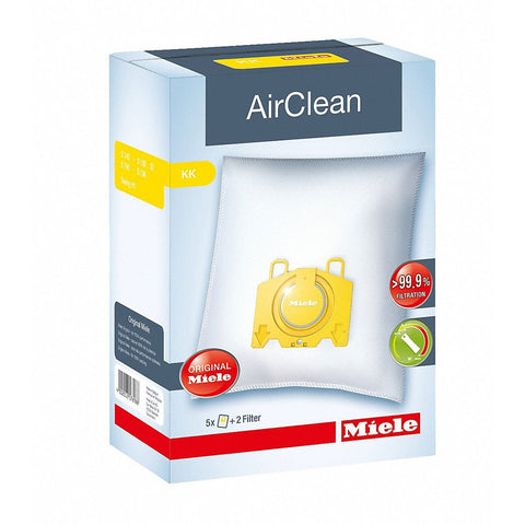 Miele AirClean 3D Efficiency Filter Bags Type KK