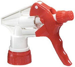 Trigger Sprayer Red For 32oz Bottles