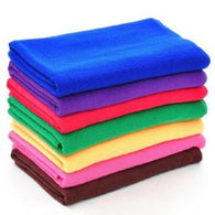 Microfiber Towel 16x16 Assorted Colors Each
