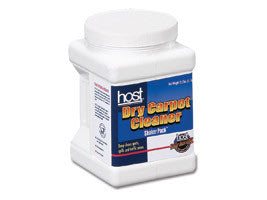 Host Dry Carpet Cleaner 2.5lb Shaker Pack - Brilliant Vacuum