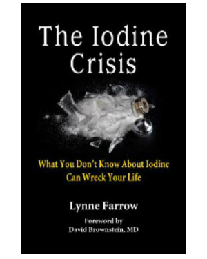 Book: The Iodine Crisis $25.95 ea