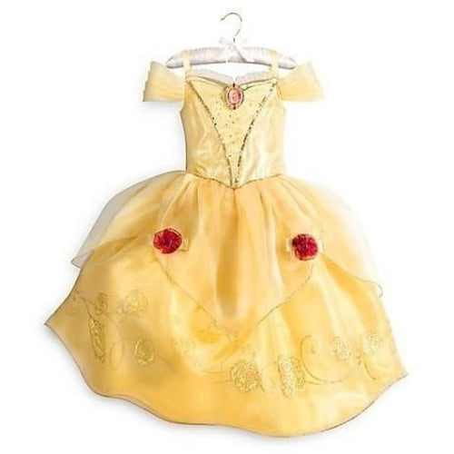 ????? ??????? ?????? Shop-Disney-Belle-Costume-For-Kids