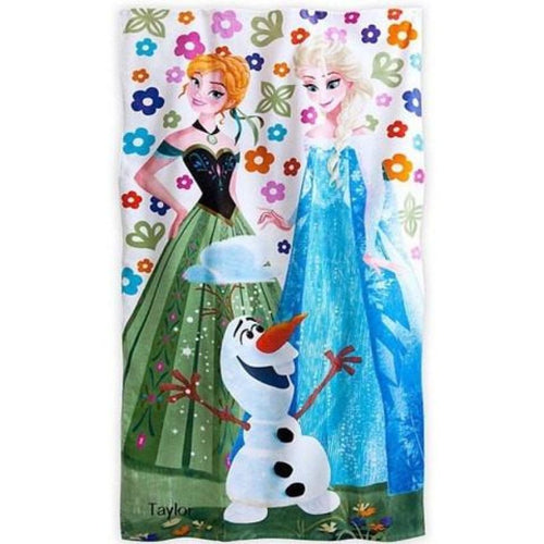 ????? ????? Shop-Disney-Frozen-Beach-Towel-For-Kids-Model-1